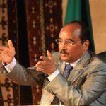 Mohamed Ould Abdel Aziz, président mauritanien