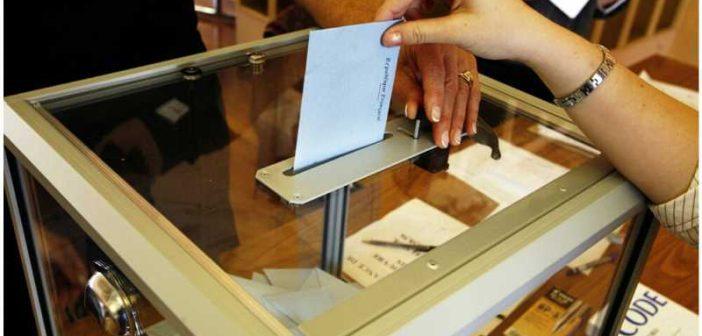 Bureau de vote a Nouakchott