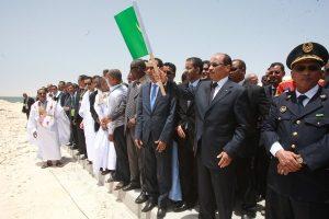 Lancement de la zone franche Nouadhibou