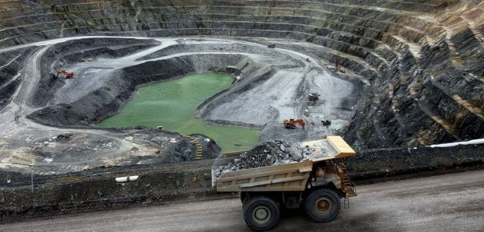 Mine d'Uranium Niger