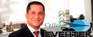 Mohamed Ben Rhouma, PDG Cellcom