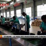 Investissement chinois en Ethiopie