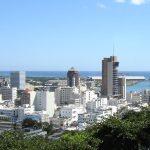 Port-Louis, capitale de l'Ile Maurice
