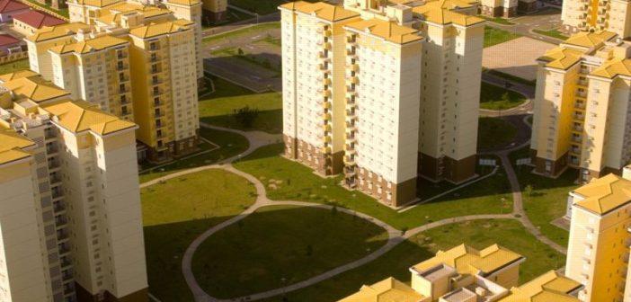 Des nouvelles résidences poussent à Lunda comme des champignons