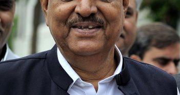 Le président pakistanais Mamnoon Hussain