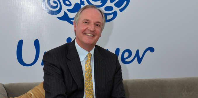 Paul Polman, PDG de Unilever