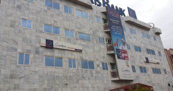 Siège Coris Bank International à Ouagadougou