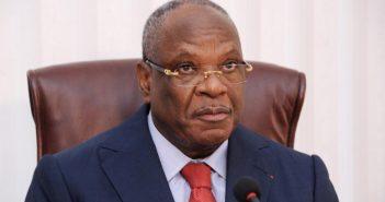 Ibrahim Boubacar Keïta, président du Mali