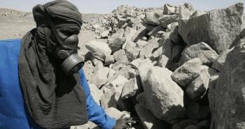 Mine d'Arlit au Niger