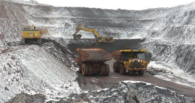 Mines africaines
