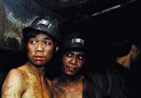 Mineurs chinois
