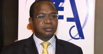 Mthuli Ncube, économiste principal a la BAD
