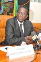 Amadou Bâ, Ministre sénégalais des Finances