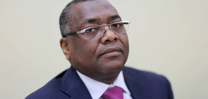 Diadé Sankaré, P-DG de SAER