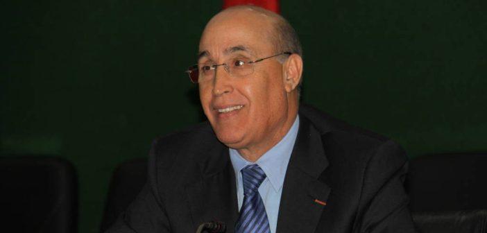 Larbi Bencheikh, DG de l'OFPPT