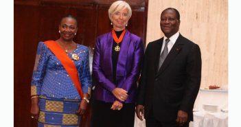 Croissance en côte d'Ivoire