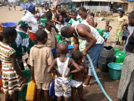 Acces à l'eau potable