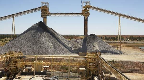 Mines en afriques