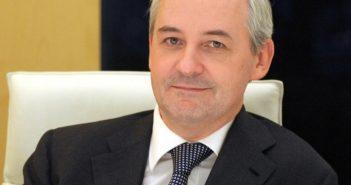 François Perol, president du Groupe BPCE