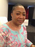 Hadja Fatoumata Binta Diallo, ministre des PME