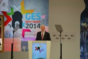 Joe Biden, Vice-président des Etats Unis d'Amérique