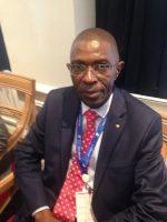 Mohamed Diaré, ministre d'Etat guinéen à l'Economie et aux finances