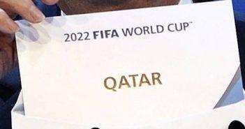 La Qatar a été désigné organisateur de la Coupe du monde 2022 le 2 décembre 2010.