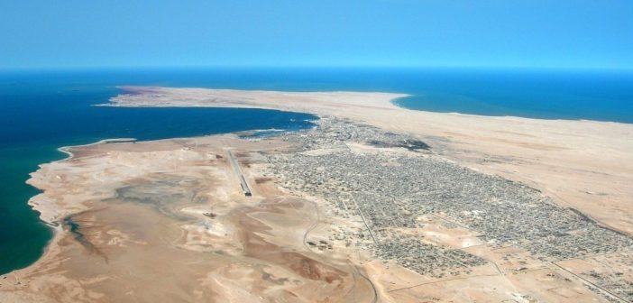 Projet de sone franche de Nouhadibou
