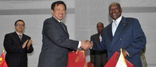 Pret chinois Côte d'Ivoire