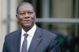 Alssane Ouattara prsident de la Cote d'Ivoire