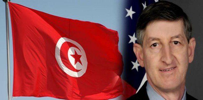 JACOB WALLES ambassadeur américain à Tunis