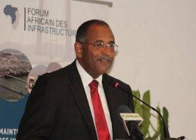 Patrick Achi, ministre des Infrastructures économiques