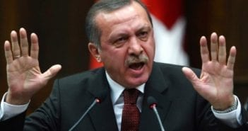 Le président turc Recep Tayip Erdogan