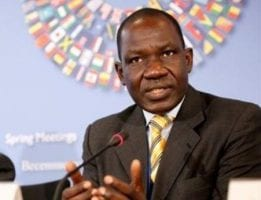 alamine ousmane mey ministre, ministre des Finances du Cameroun
