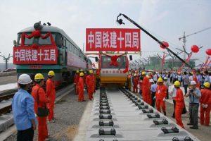 china railway