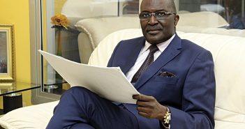 Babacar Ngom, PDG du Groupe SEDIMA