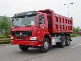 Camion Sinotruk