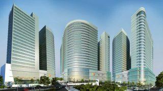 Lacoviana projects luanda towers angola