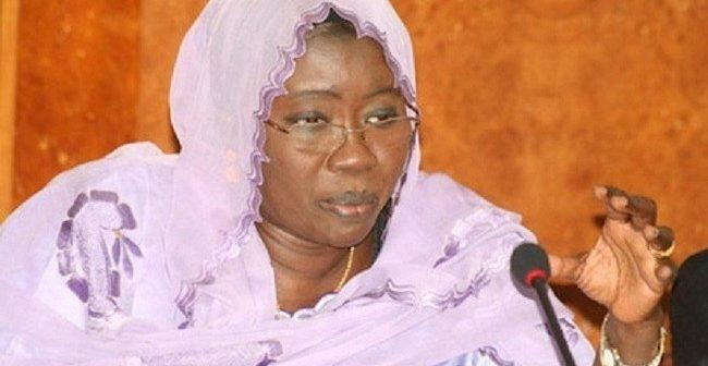 Nafi Ngom Ndour, présidente de l'OFNAC