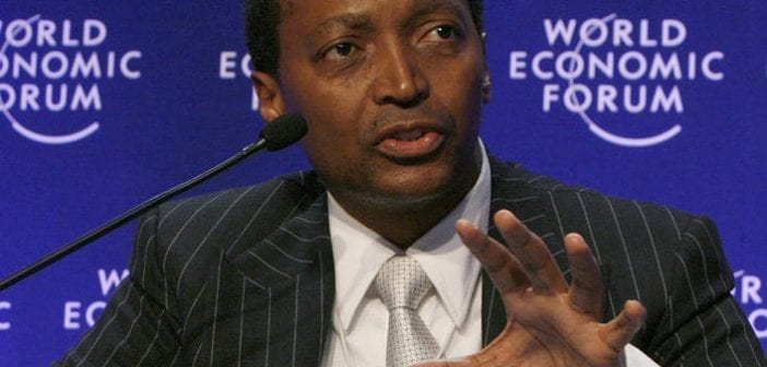 Patrice Motsepe