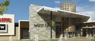 West Hill Mall accra