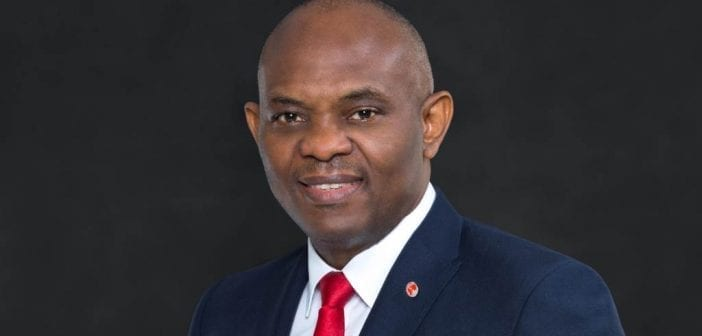portrait Tony Elumelu