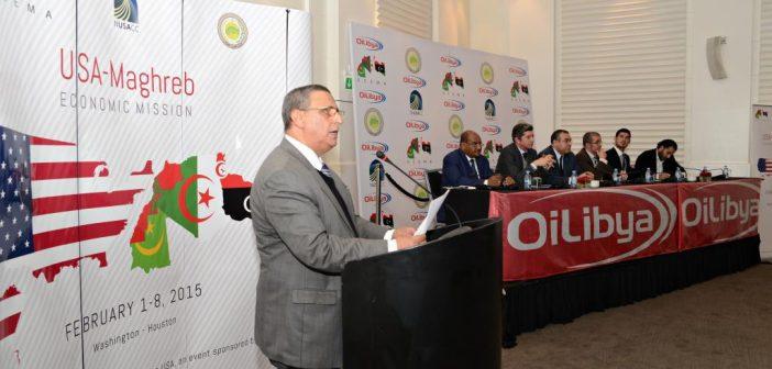 Chafik Berrada, Chargé de mission à l'Union des Chambres Economiques du Maghreb Arabe « UCEMA »
