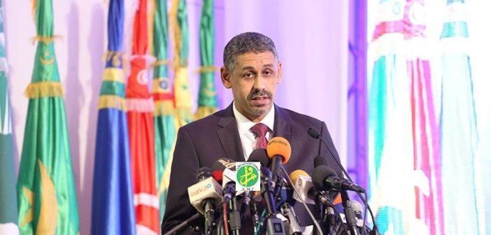 Sidi Ould Tah, ministre mauritanien des Affaires économiques