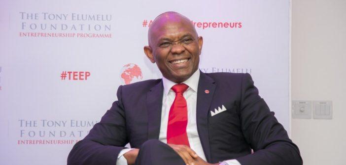 Tony Elumelu, Président de Heirs Holding