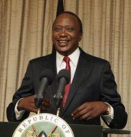 Uhru Kenyatta