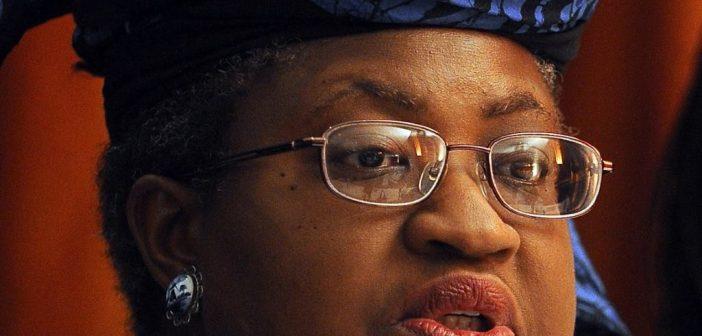 Ngozi Okonjo-iweala, ministre des Finances du Nigeria