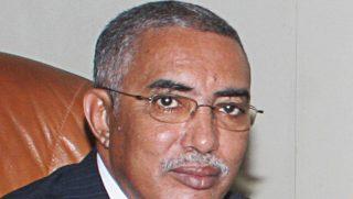 Yahya Ould Hadmine, Premier ministre mauritanien