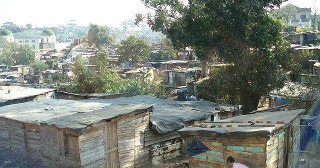 pauvrete afrique