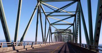 pont metallique